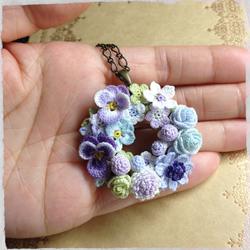 Цветок из меха норки своими руками фото 272