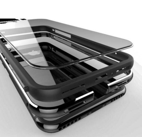 2c559be50c 黒 iPhone7ケース スマホケース シリコン アルミ合金 二重保護 超人気 ...