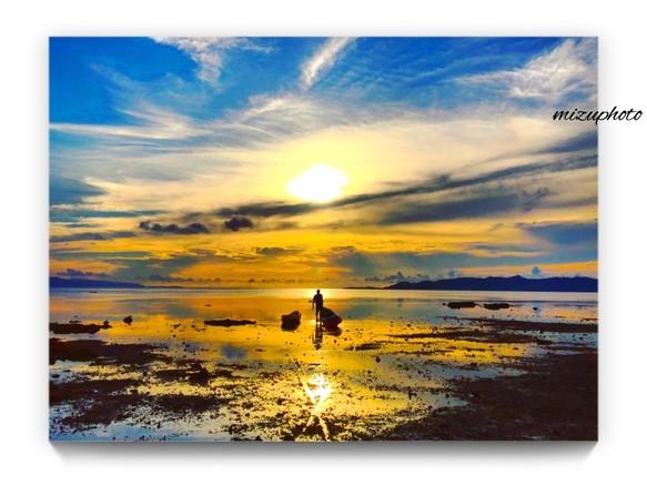 旅立ちの海 〜沖縄の風景をあな...