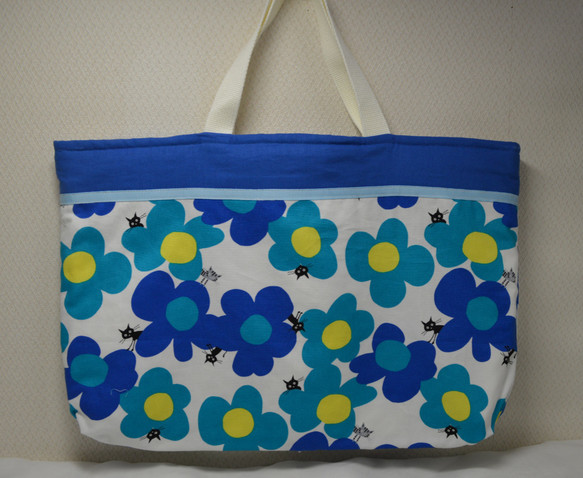Ocean Ripple Pattern Canvas Change Coin Purse Retro Change Cash Bag With Zip
