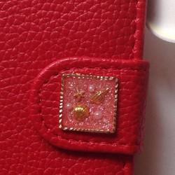 ffcfa766db iPhone5 5s iPhone6 6s iPhone SE 赤 手帳 スタンド かわいい 携帯 ケース カバー 綺麗 iPhoneケース・カバー  SPLENDID 通販|Creema(クリーマ) ハンドメイド・ ...