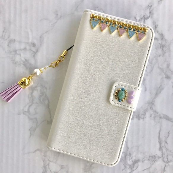 3c4563b738 iPhone8/7/6/6s/5/5s 手帳型 カバー ケース アイフォン スマホ 可愛い かわいい スタンド カード