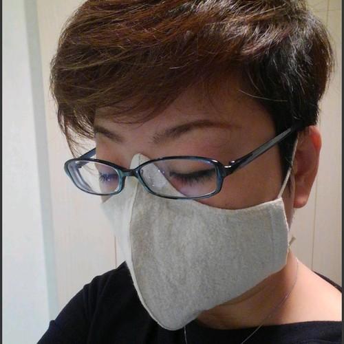 マスク で 眼鏡 が 曇る