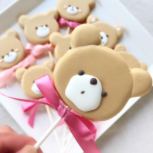 クッキー くま