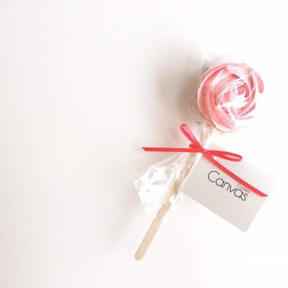 Roseのロリポップクッキー クッ...
