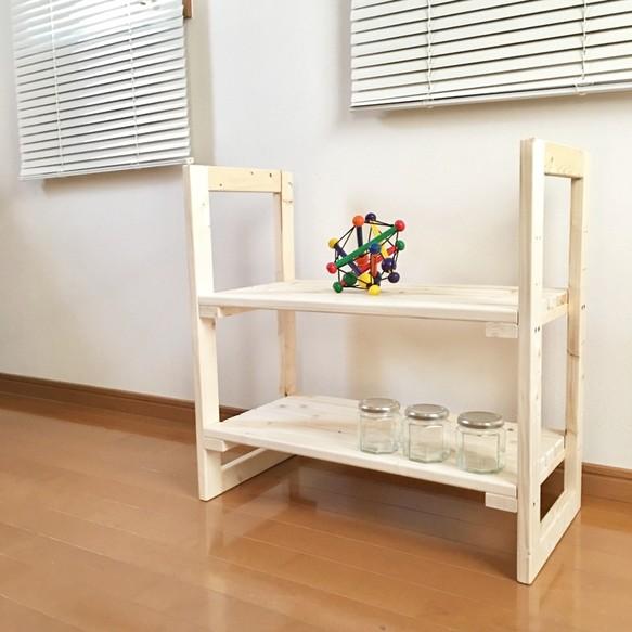 組立式飾り棚 サイズオーダーOK