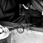 吹きガラス工房 琥珀