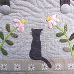 野の花キルト